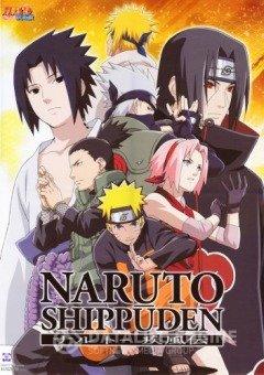 Наруто: Ураганные хроники / Наруто 2 сезон / Naruto Shippuuden